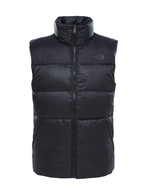 The North Face Nuptse III Vest Men TNF Black